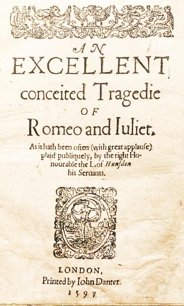 Roméo Et Juliette Shakespeare Résumé : roméo, juliette, shakespeare, résumé, Roméo, Juliette, Wikipédia