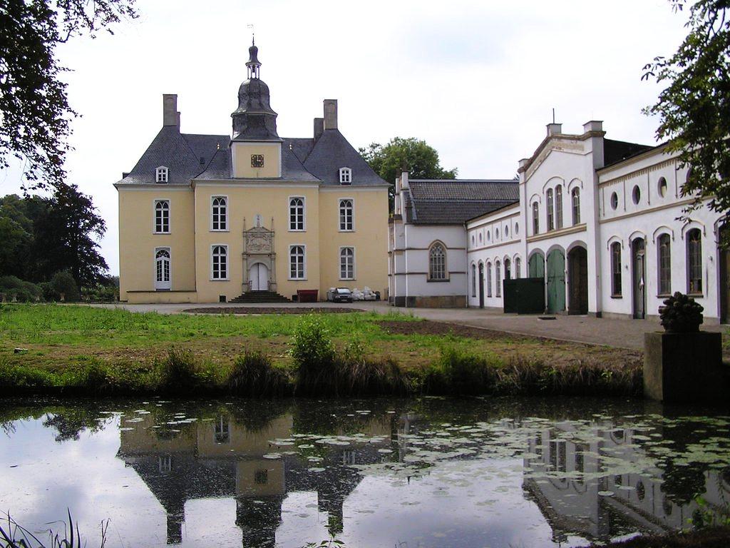 Schloss Gartrop  Wikipedia