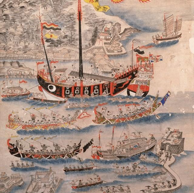 Okinawa Ship to China