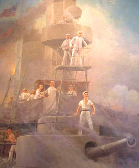 https://i0.wp.com/upload.wikimedia.org/wikipedia/commons/4/4c/USS_Olympia_with_Dewey_at_Battle_of_Manila_bay_DSCN4191_at_Vermont_State.jpg
