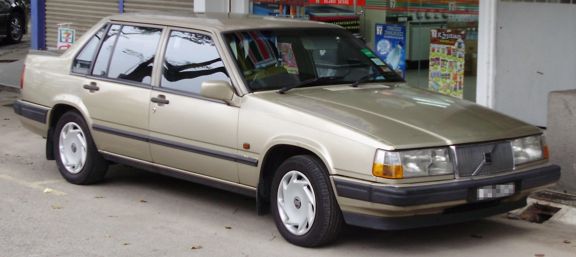 hight resolution of 1994 volvo s90