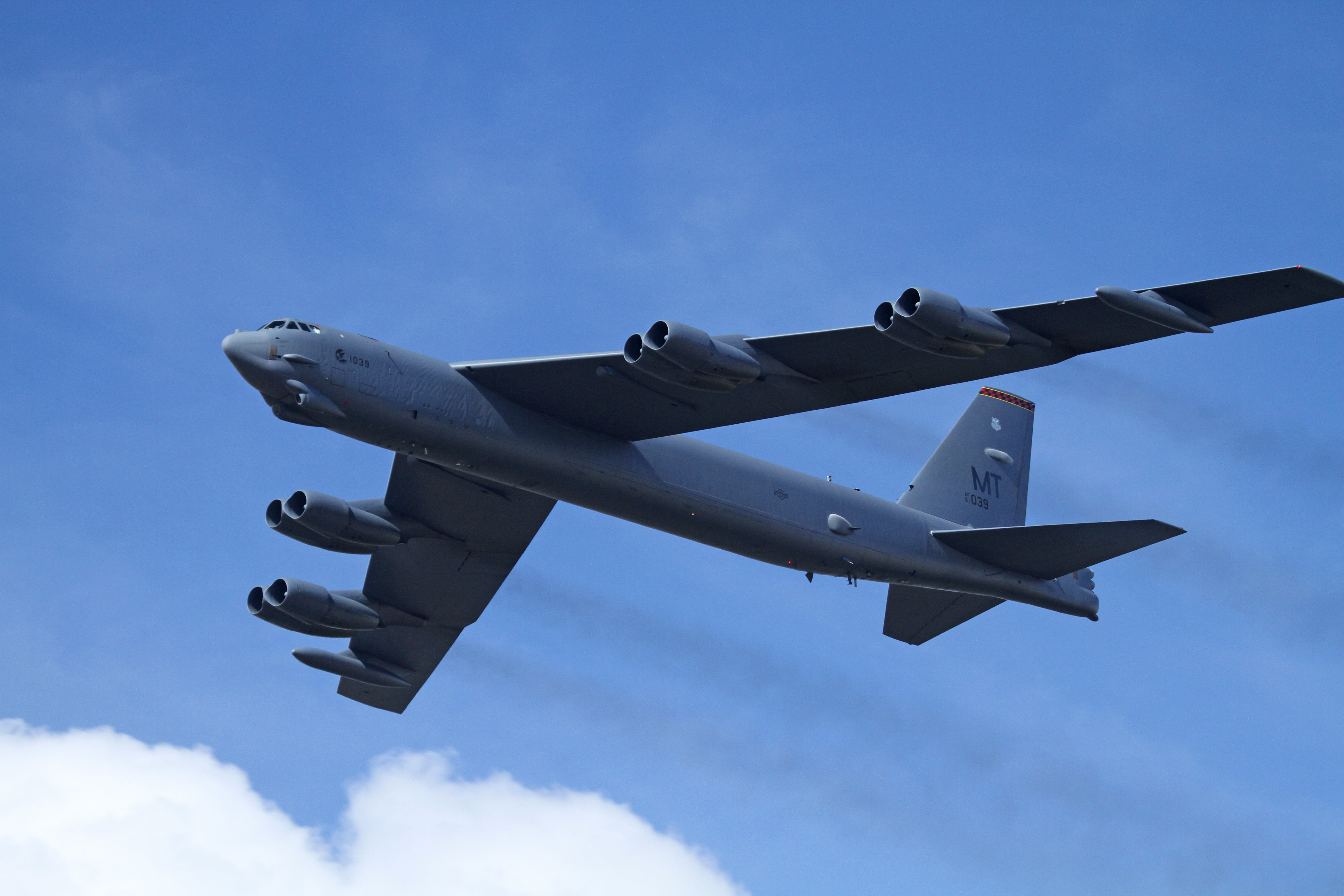 Boeing B-52H Stratofortress Picture - Fighter Jet Picture