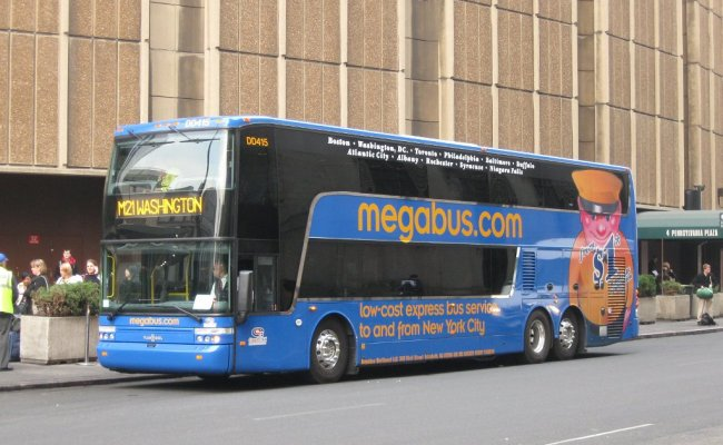 Megabus North America Wikipedia