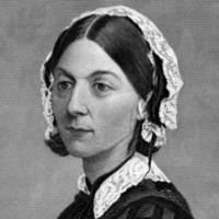 Headshot of Florence Nightingale