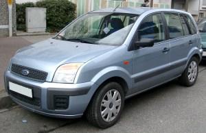 Ford Fusion (Europe)  Wikipedia