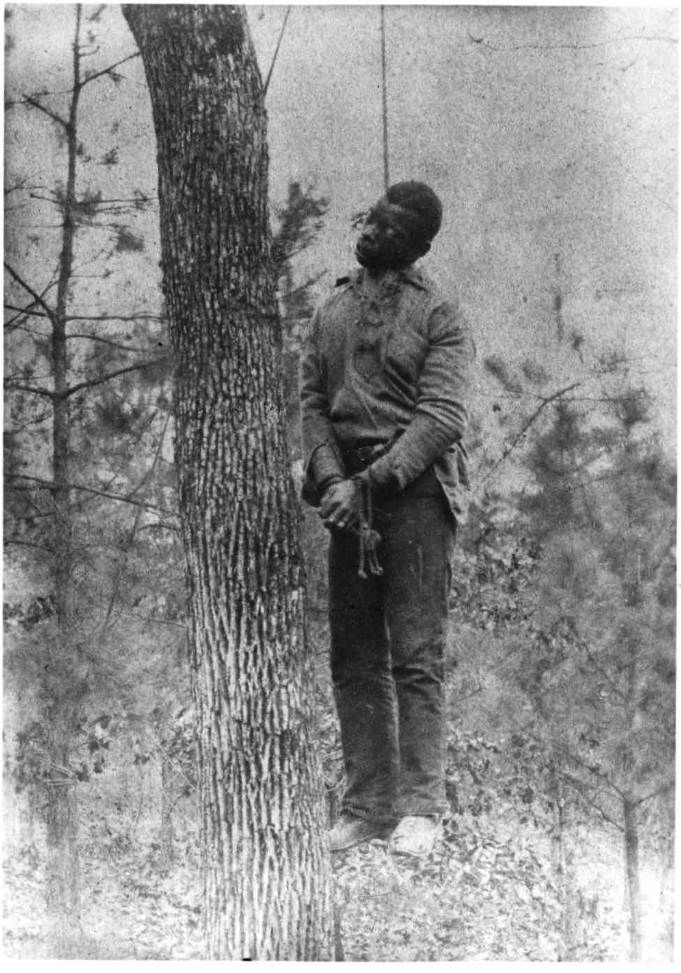lynching of Black man