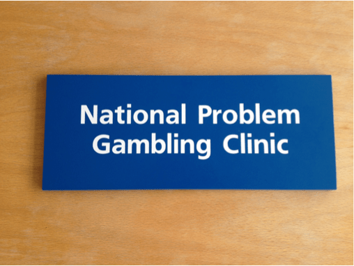 Gambling addiction clinic london