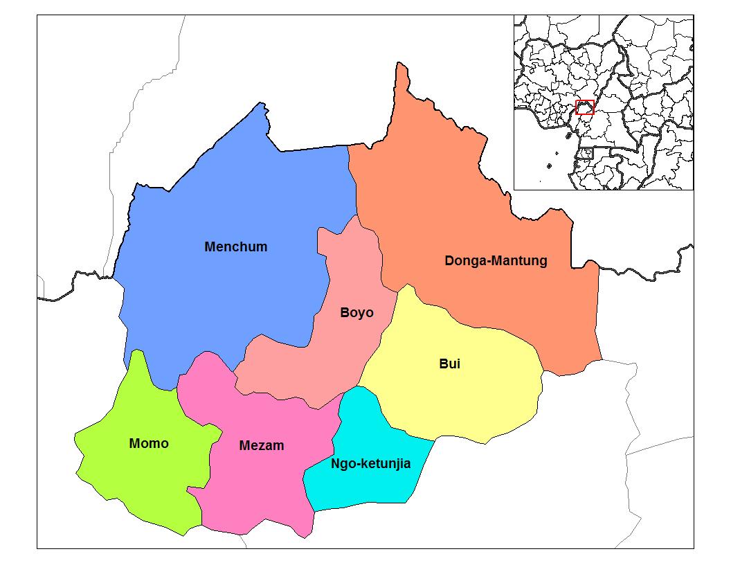 Northwest Region Map Worksheet