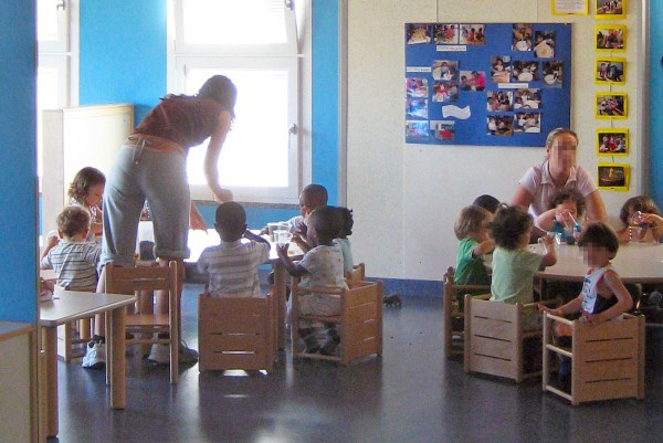 Reggio Emilia Classrooms Teacher
