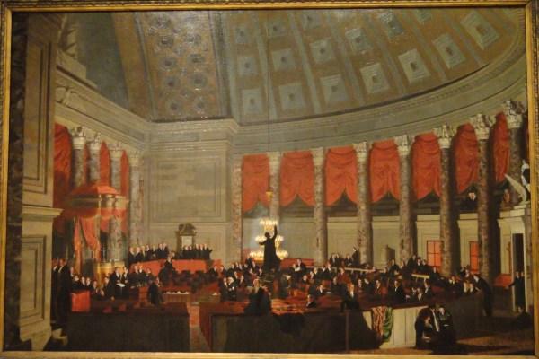 File House Of Representatives Samuel . Morse