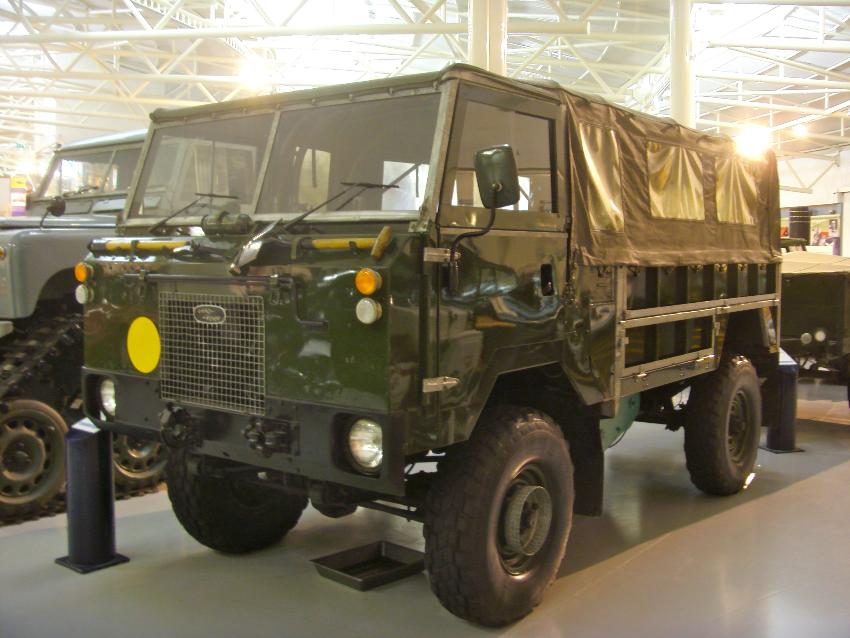 File 1975 Land Rover 101 Forward Control Heritage Motor Centre