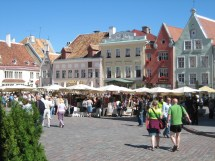 Fichier Market Place In Historical Town Of