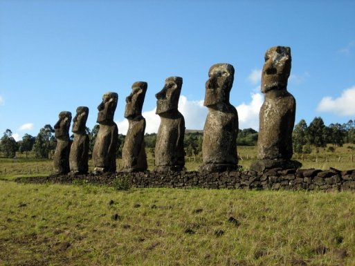 Easter Island Unesco world heritage