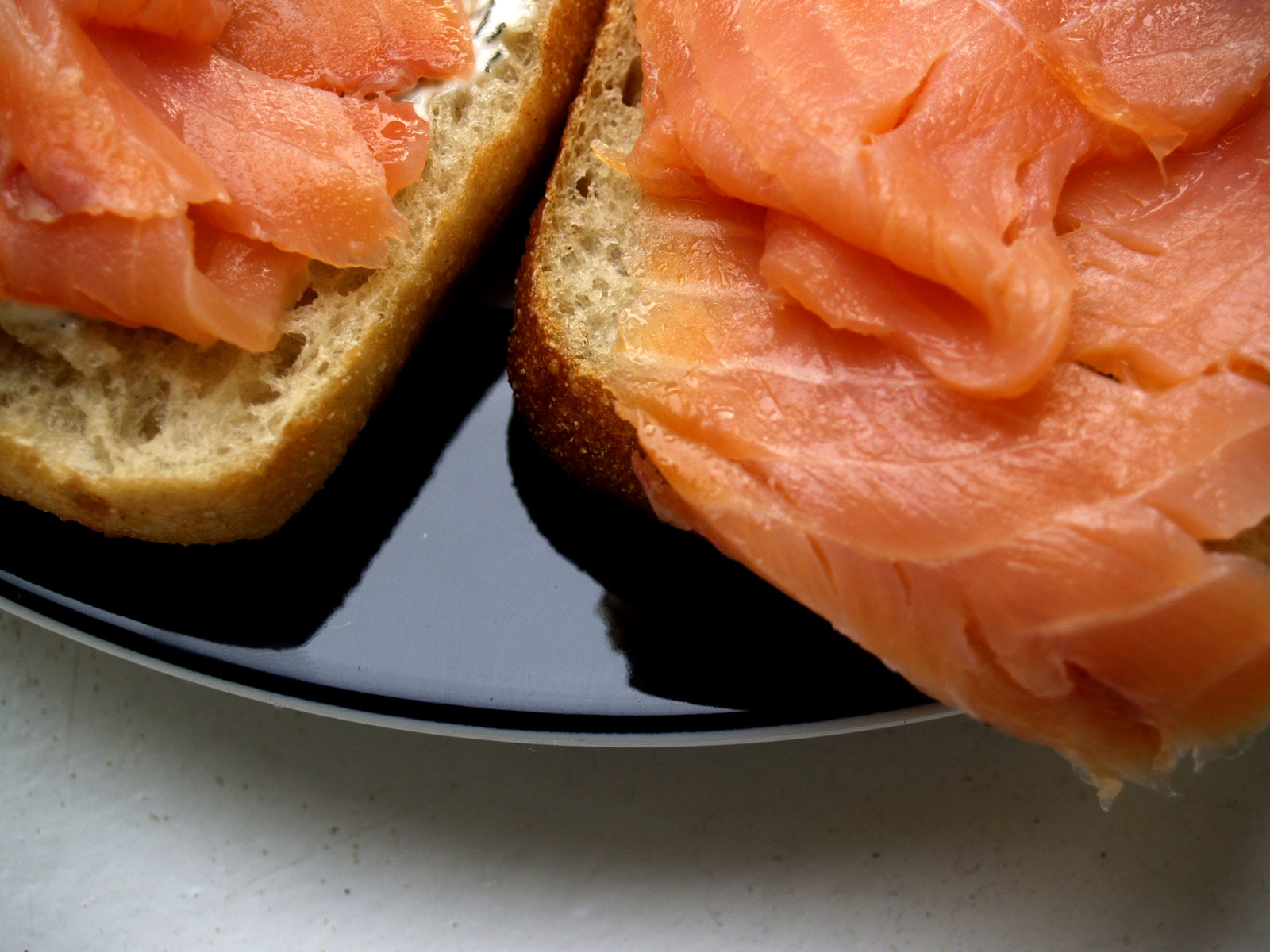Salmone affumicato  Wikipedia