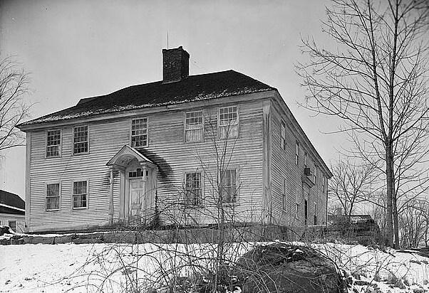 North Stonington Village Historic District  Wikipedia
