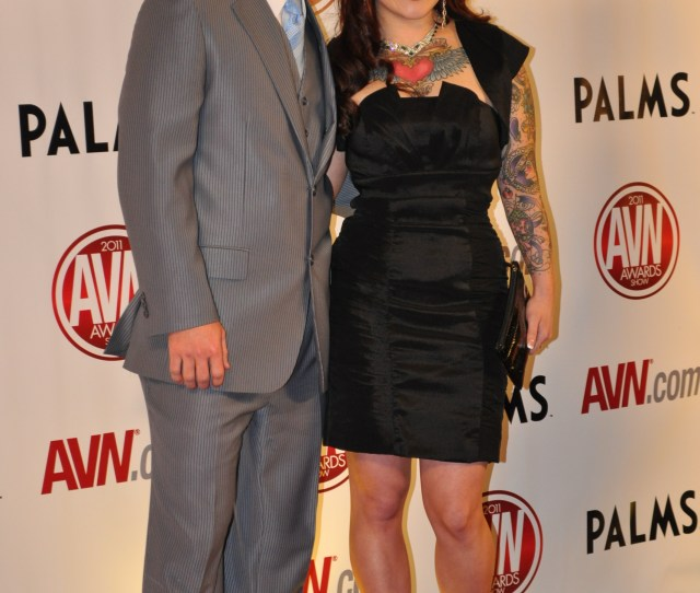Filemichael Vegas Misti Dawn 2011 Avn Awards Jpg
