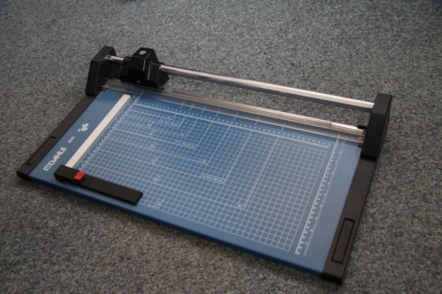 Must Have Office Supplies for Craft Business Owners: Paper Cutter