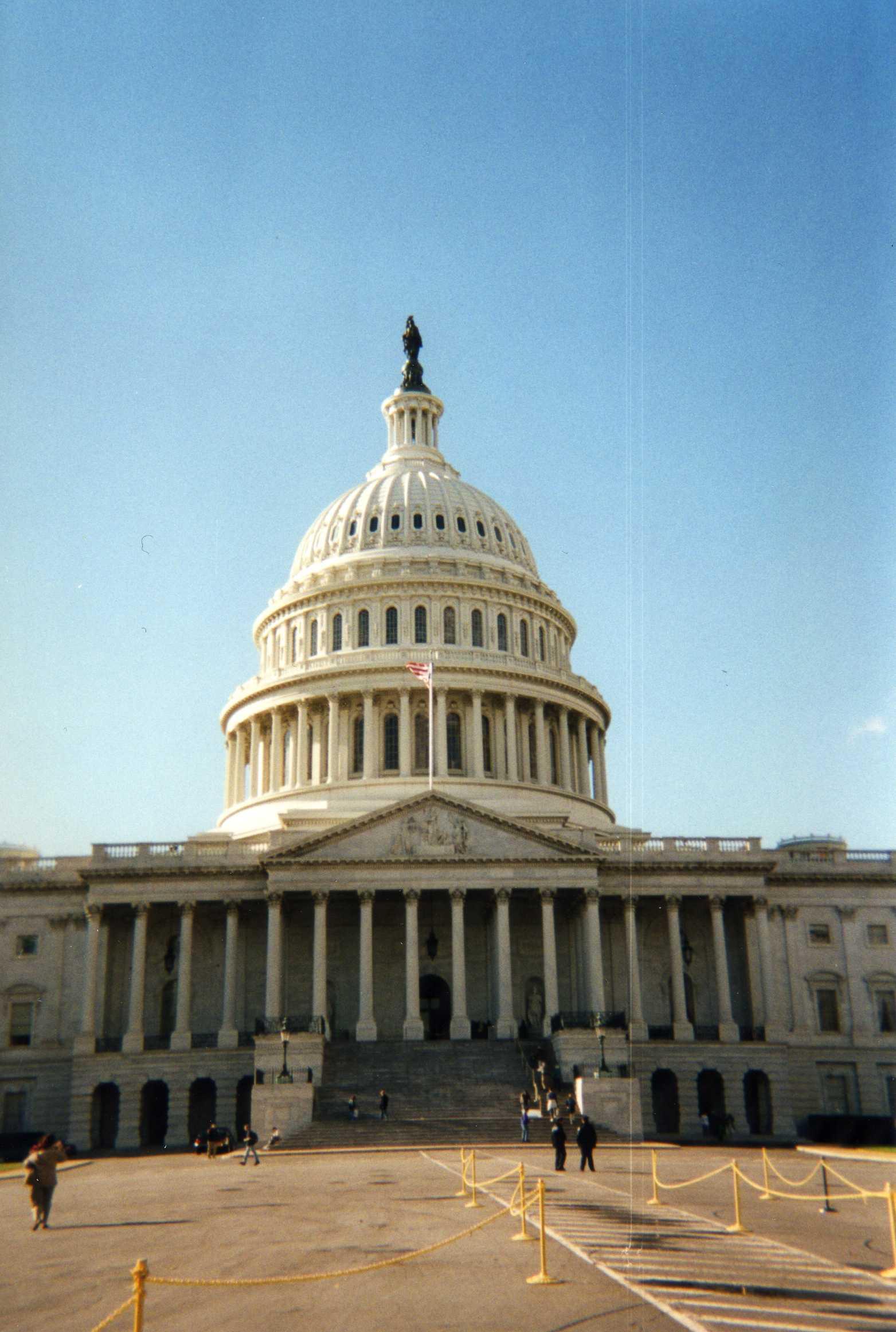 Il Campidoglio di Washington