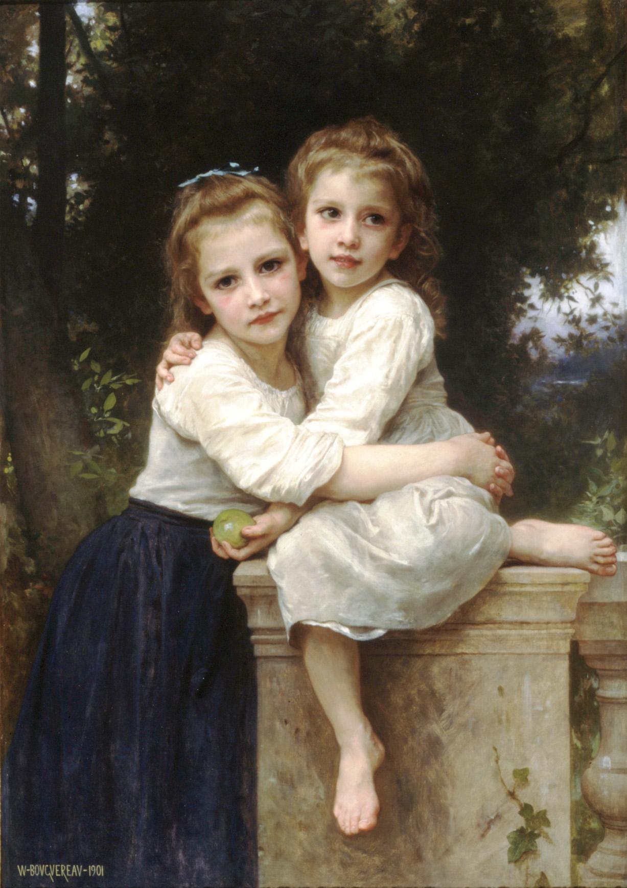 Artist: William Adolphe Bouguereau