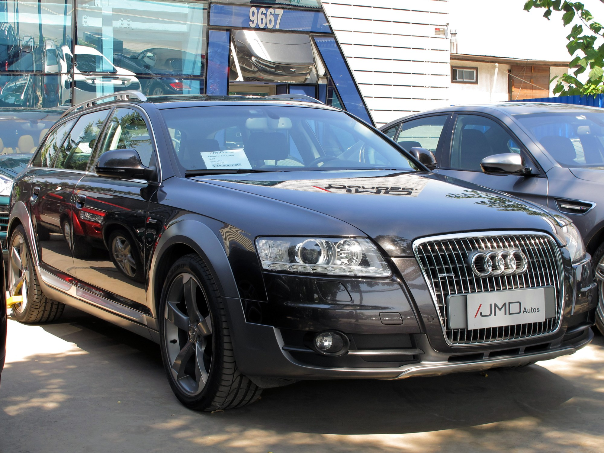 hight resolution of file audi a6 allroad 3 0t supercharged quattro 2010 17269033856 jpg