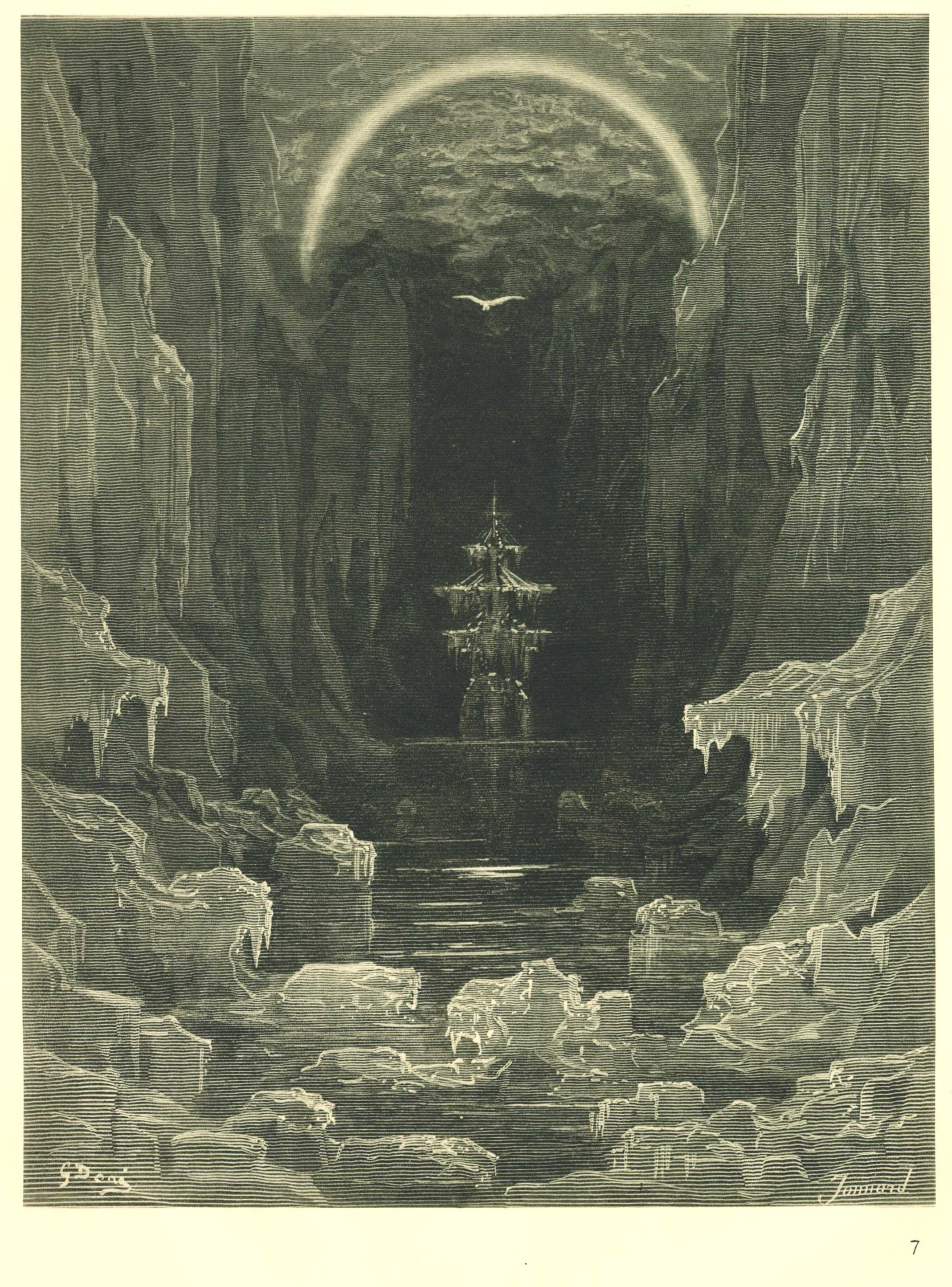 The Rime Of The Ancient Mariner Literawiki FANDOM