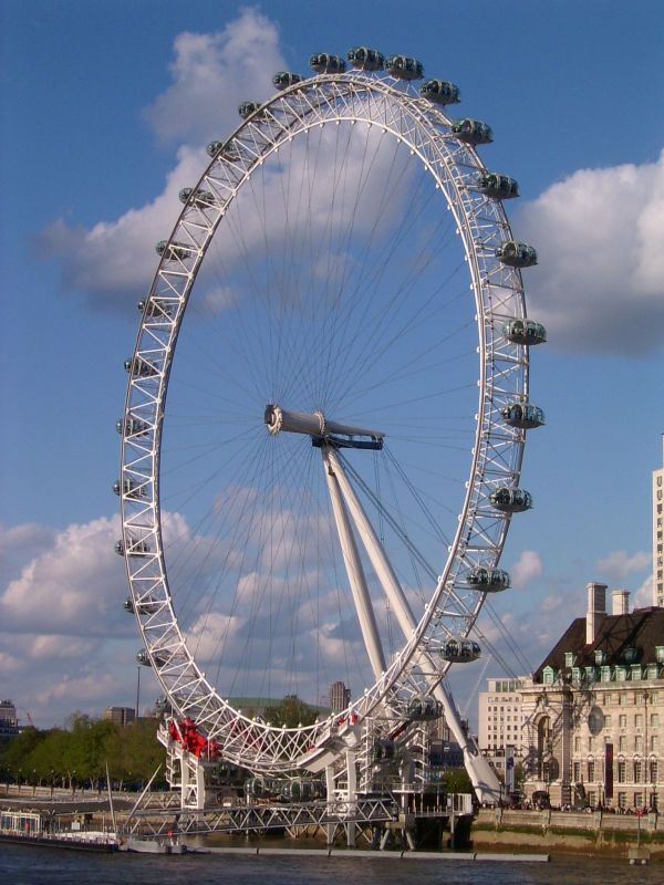 London - Eye World Travel Sweden