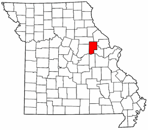 Condado de Montgomery (Missouri)