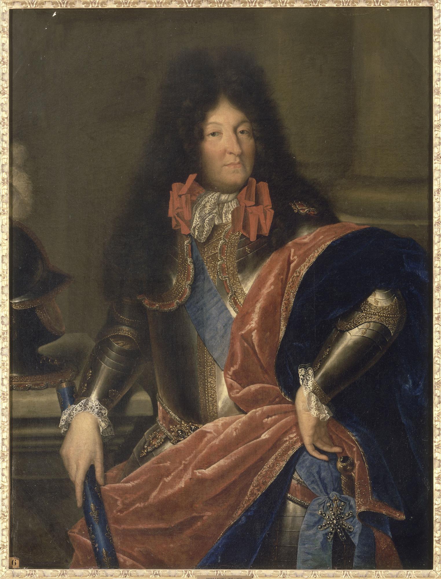 Taille De Louis Xiv : taille, louis, Louis, France, Military, Fandom