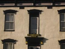 St. James Hotel Cimarron NM