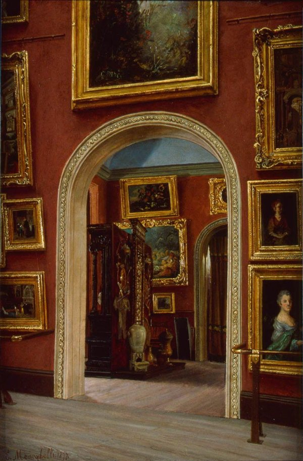File View Of In Museum Fine Arts Copley