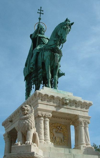 Stephan I Ungarn  Wikipedia