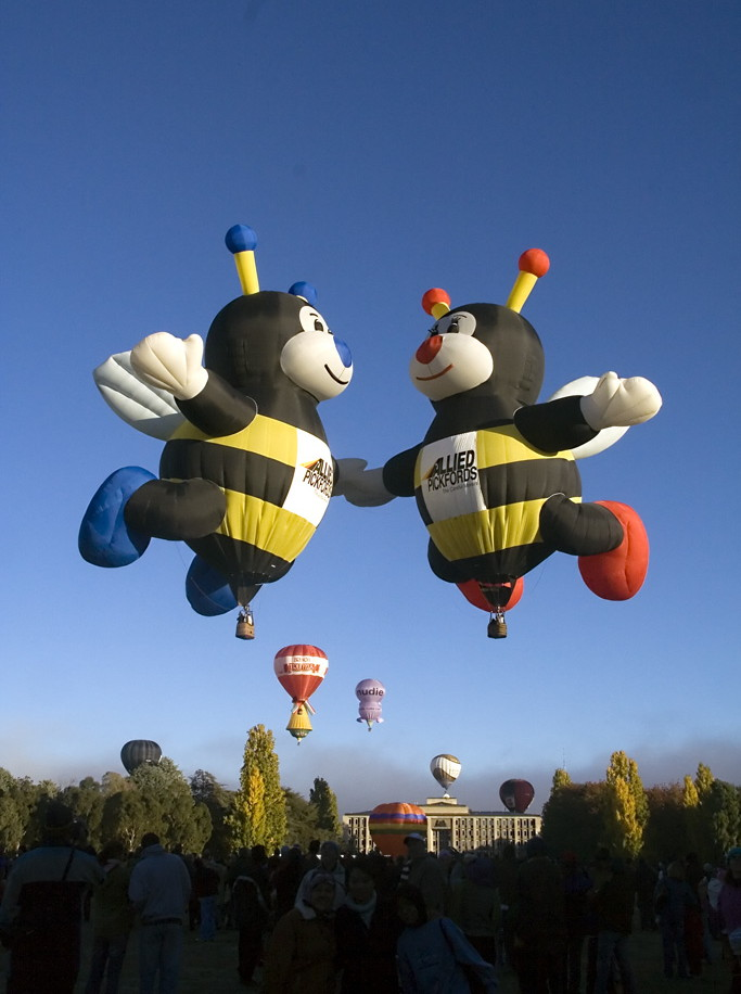 Canberra Balloon Spectacular  Wikipedia