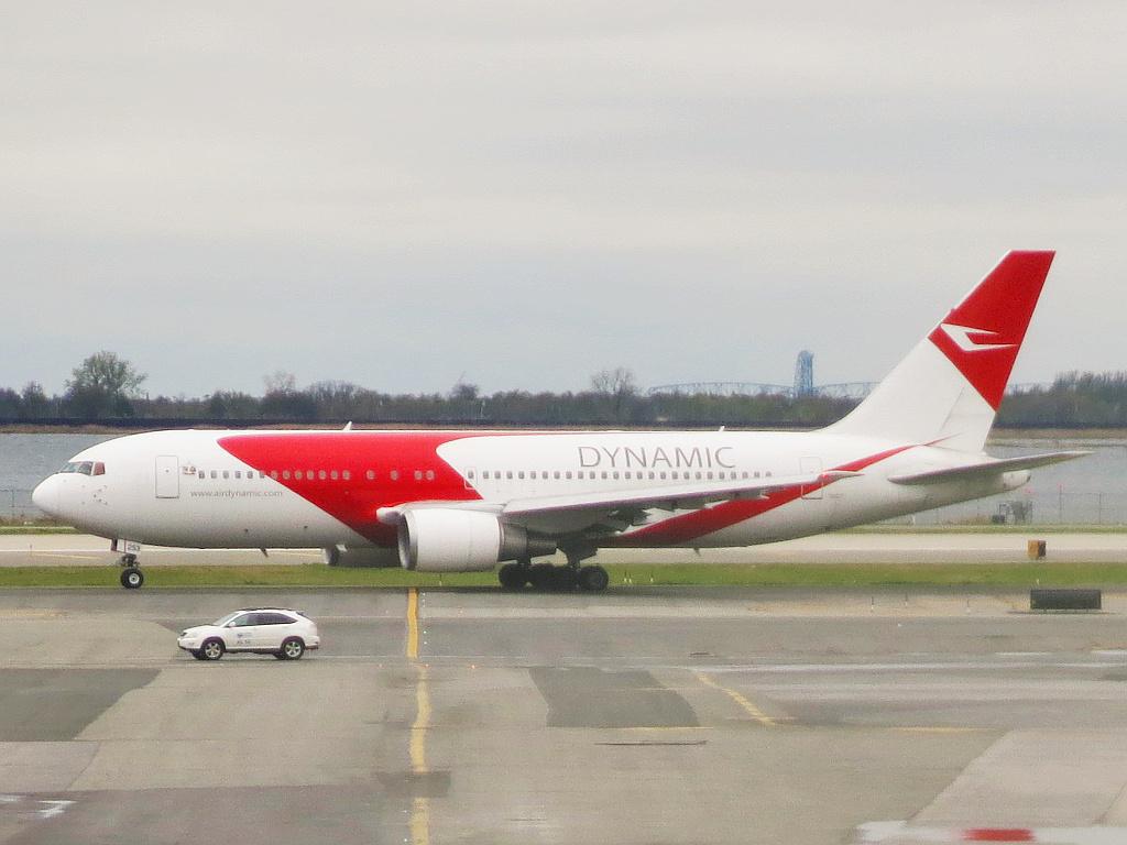 dynamic airways flight 405