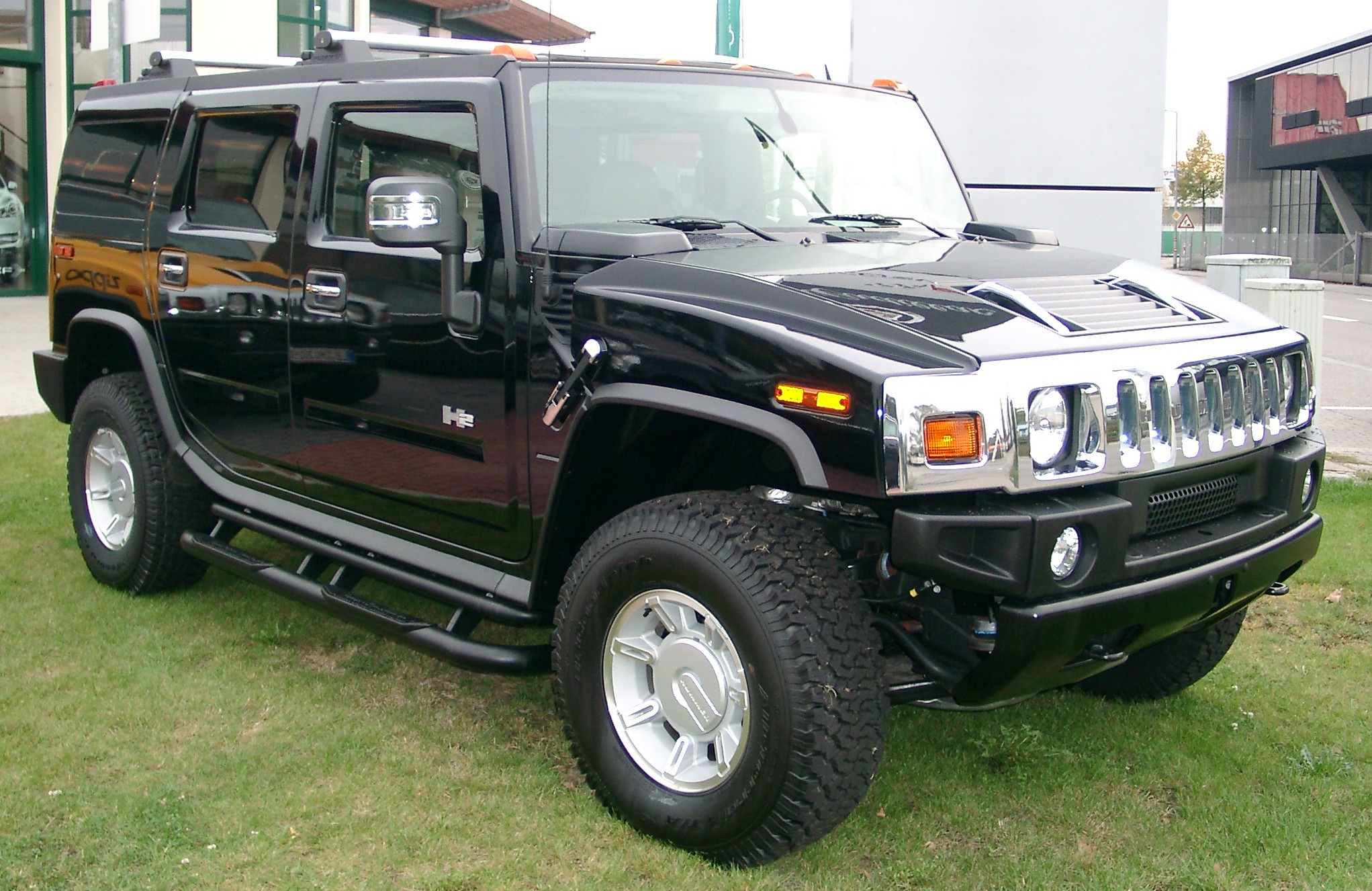 Hummer Wikiwand