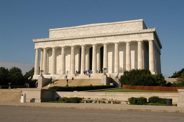 File Lincoln Memorial Dc 20041011 095847 - Wikimedia Commons