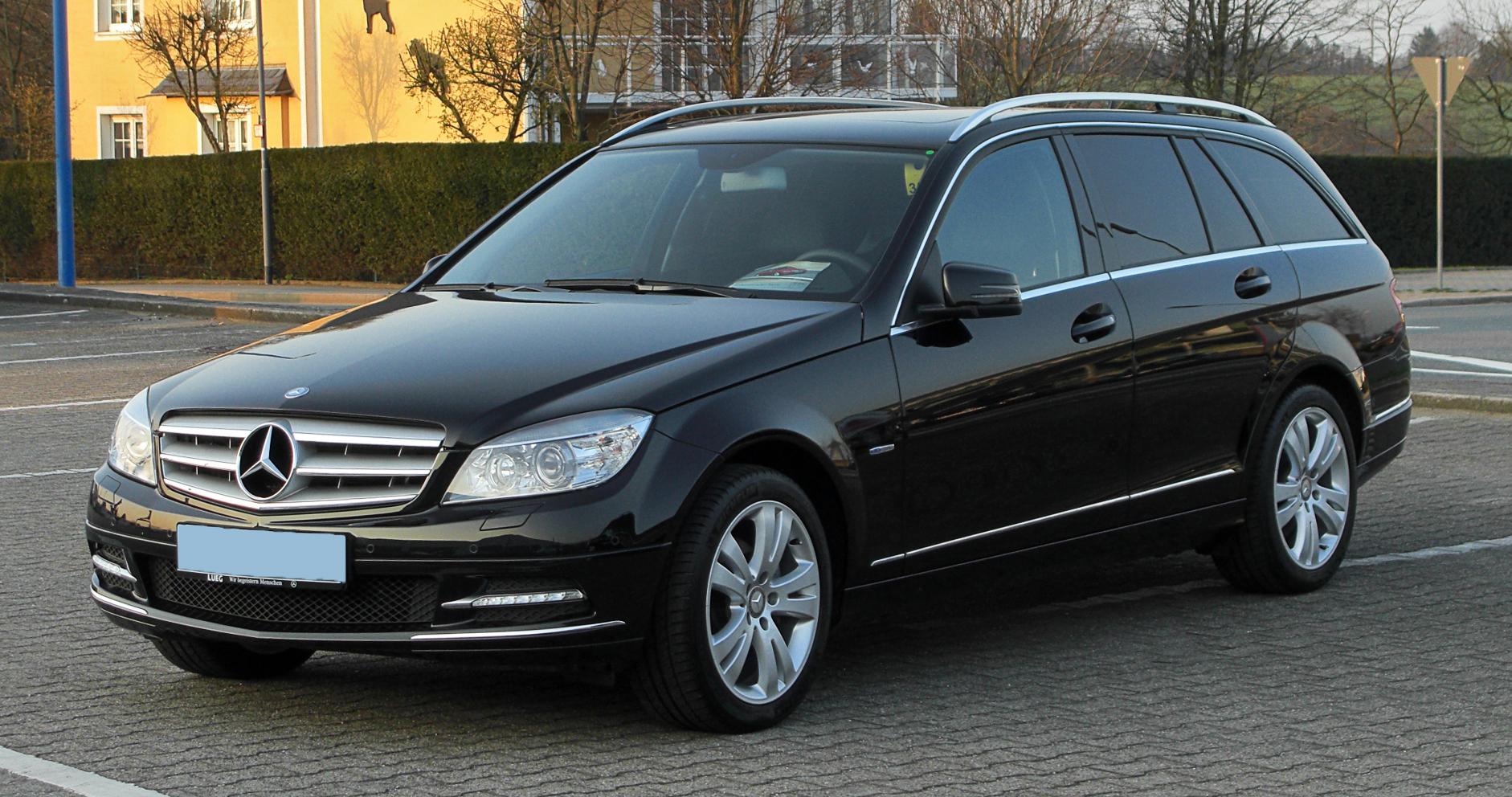 File Mercedes Benz C 200 Cgi Blueefficiency T Modell