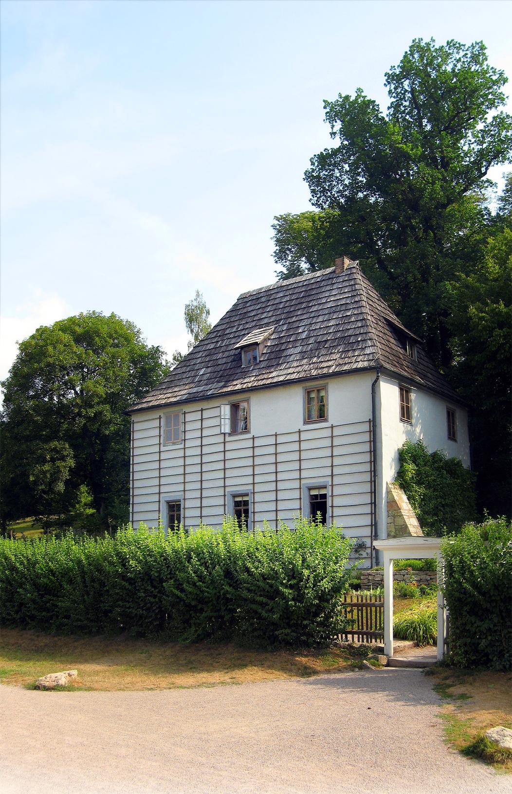 Casagiardino di Goethe  Wikipedia