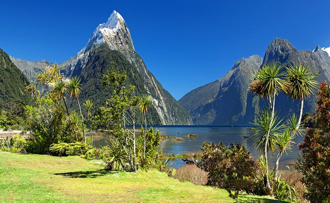 Tourism In New Zealand Wikipedia