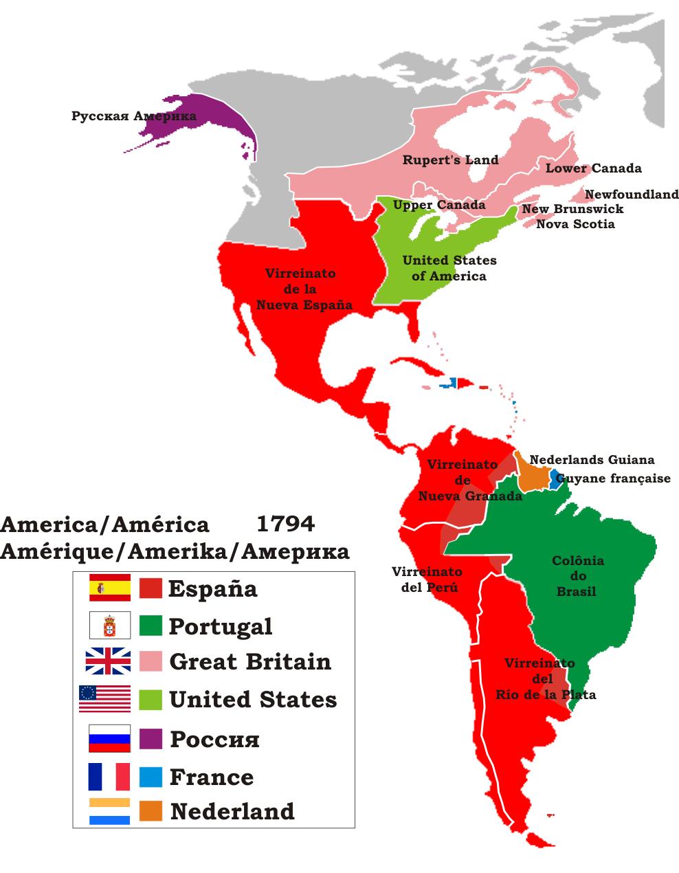 Biggest Landowners In Us : biggest, landowners, European, Colonization, Americas, Wikipedia