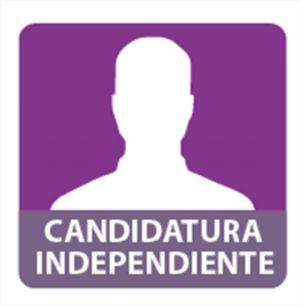 Resultado de imagen para candidato independiente