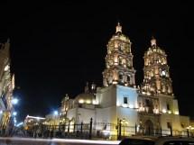 Durango Mexico De Noche