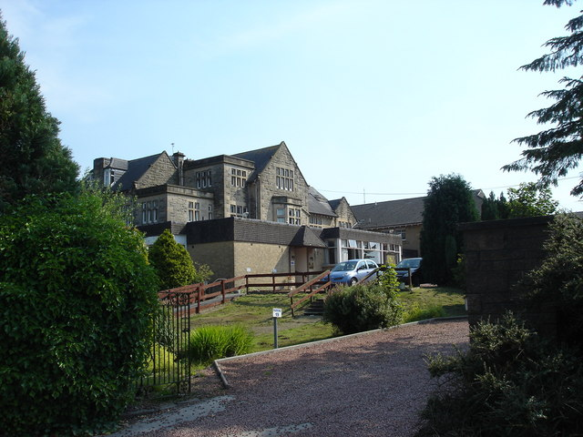 Eastercroft Care Home, Caldercruix - geograph.org.uk - 205179