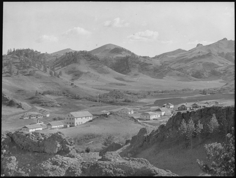 FileGeneral view of buildings Rocky Boy Agency Montana