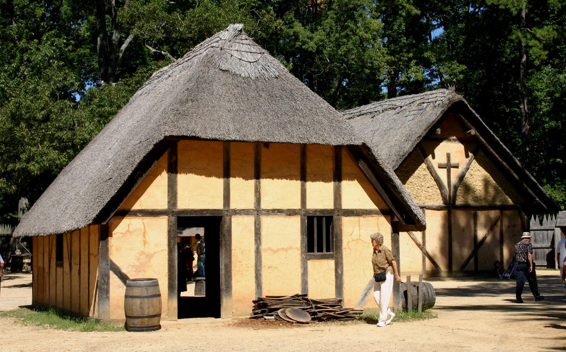 Jamestown Houses Gallery