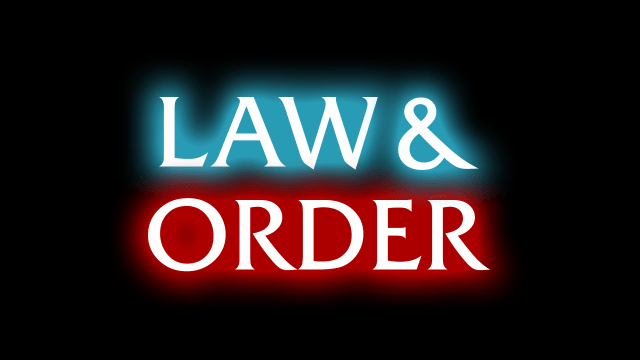 Image result for law and order open gif