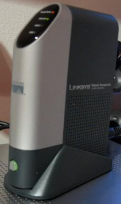 Stocker les données des caméras de surveillance sur un NAS