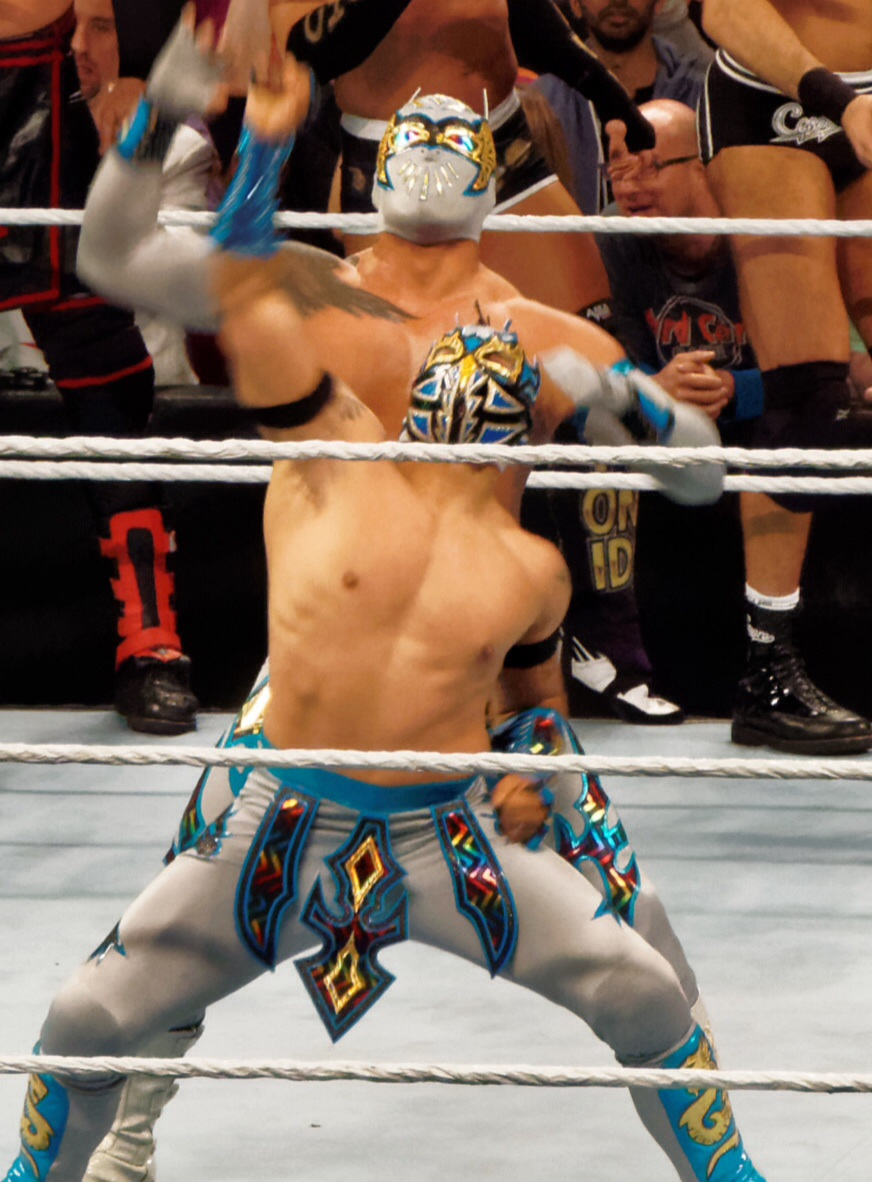 the lucha dragons wikipedia