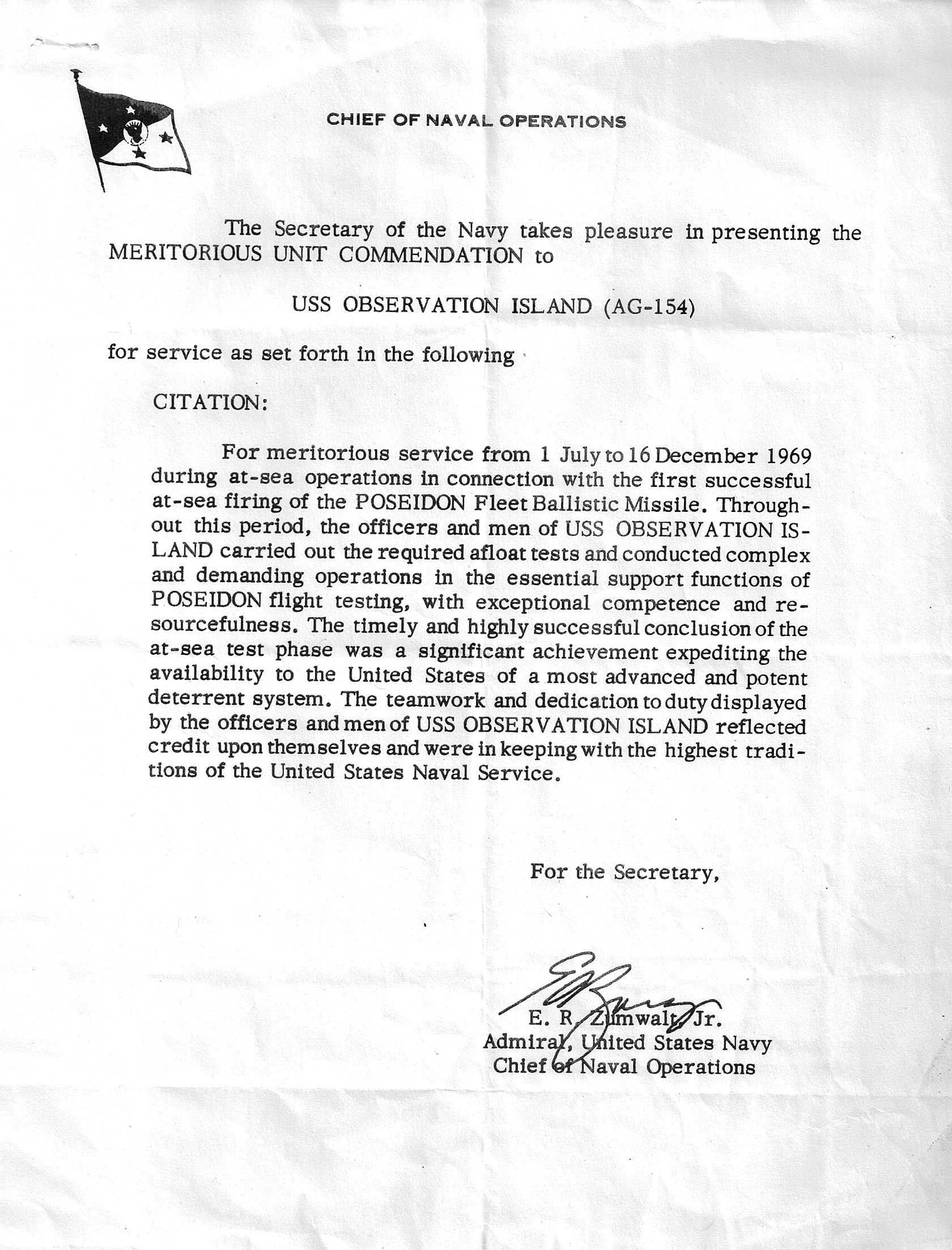 Examples Of A Letter Of Commendation