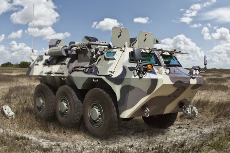 baja ringan wikipedia anoa armoured personnel carrier