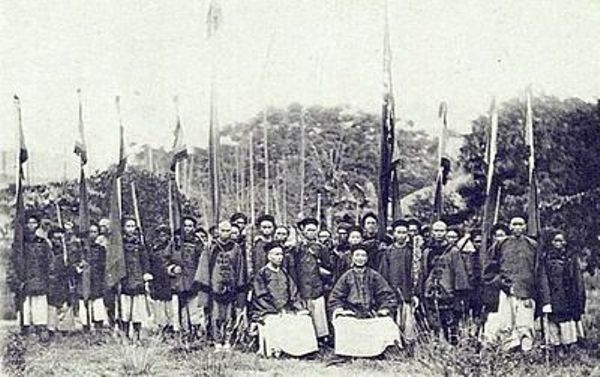 File:Qing army Sino-French war.jpg